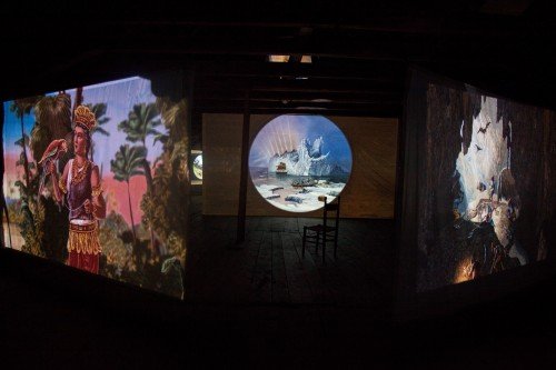 FILM: LATERNA MAGICA.THE ART OF PROJECTION - ON TOUR