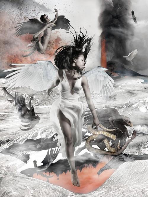 DIALOGUES D'ATELIER NR 1 : REGULA SYZ (Peinture) - MARK BLEZINGER (Photo)