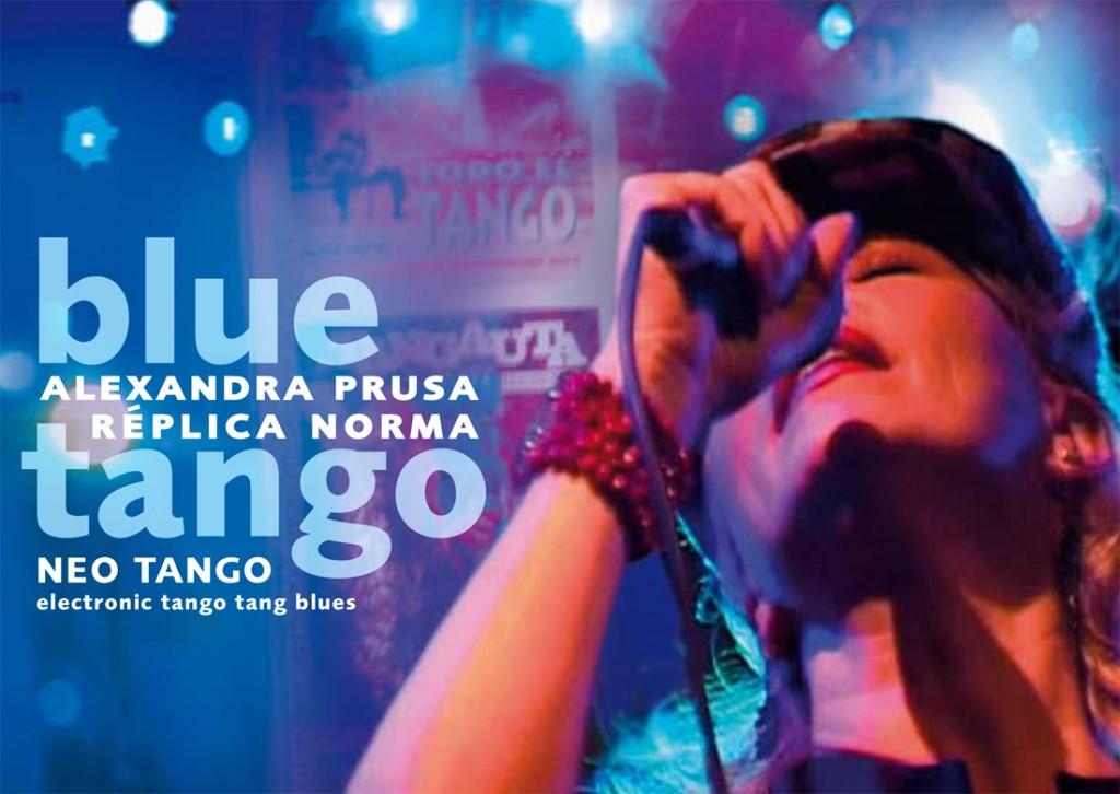 BLUE TANGO CLIP