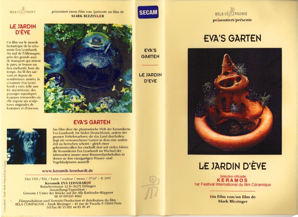 Film EVA'S GARTEN/LE JARDIN D'EVE