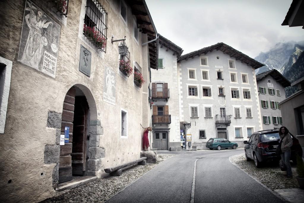 Hexenmuseum Vicosprano