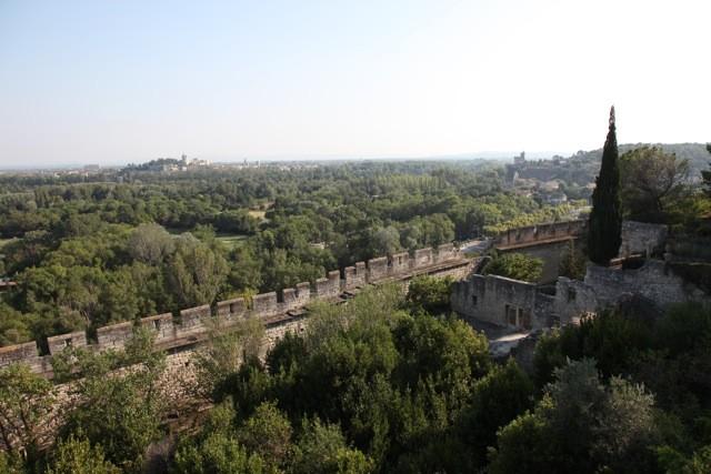 La vallée du Rhone