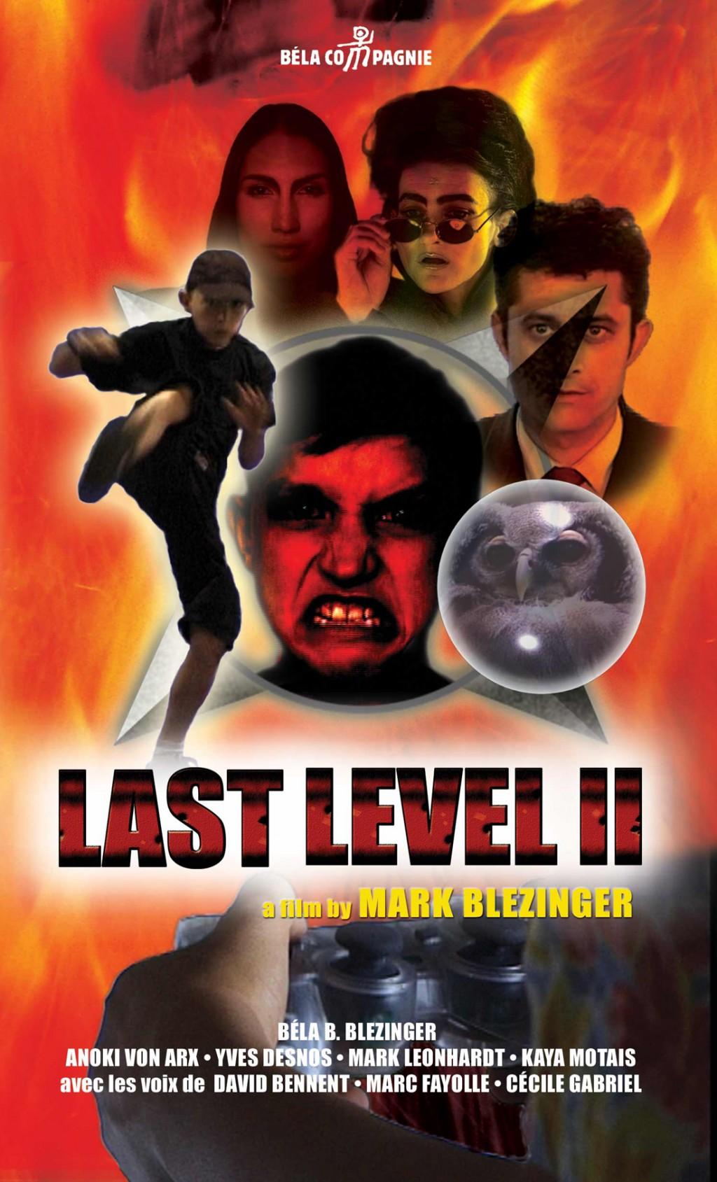 Film short LAST LEVEL II