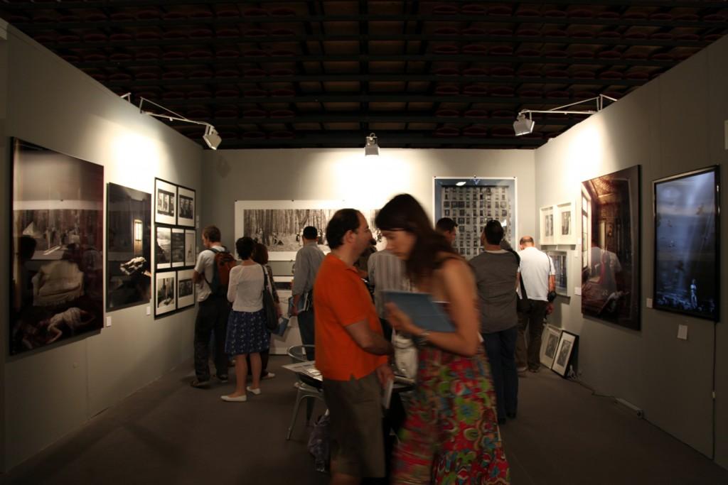 NELLA CATTEDRALE à Art Athina 2008
