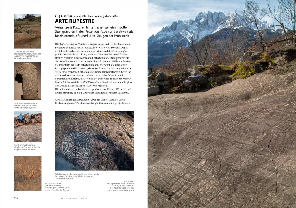 ARTE RUPESTRE Catalogue