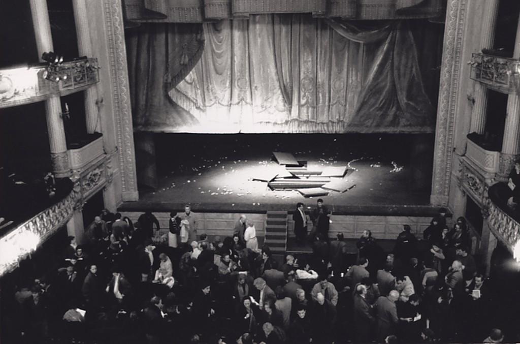 Metteur en scène: Parcours